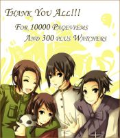 APH: Thank you by RoxanTrinity
