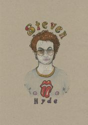 Steven Hyde by thoughtdisorder