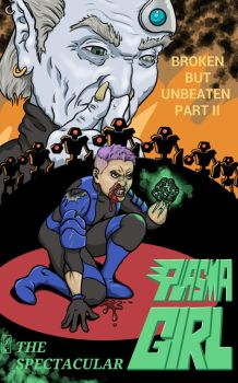 The Spectacular Plasma Girl Cover by Captroop