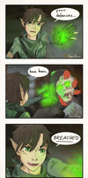 How Dragon Age Inquisition should have ended by VanilleIce