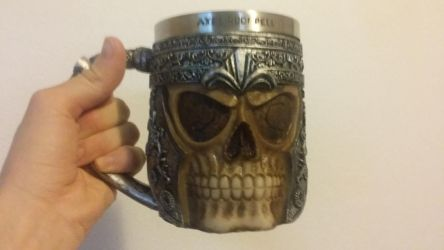 ARP: Knights Call Boxset - Skull Mug by Crush40Queen