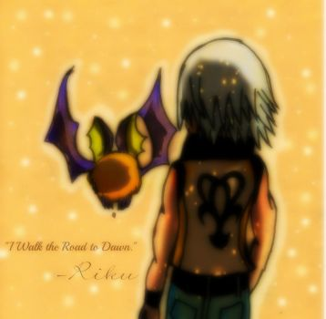He who walks the road to dawn(12 days 4 hours) by Jennix-chan