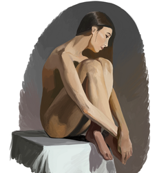 Color Study by PenRosa