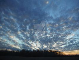 Beautiful Clouds by viciousmischief