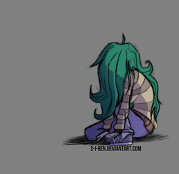 Lonely by S-I-REN