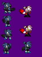 Dez hd sprites by BluethornWolf