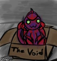 The Terror Of The Void by TheDracoJayProduct