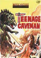 Teenage Caveman by tdastick