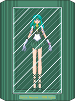 PGSM - Sailor Neptune by PokemonOmegaandAlpha