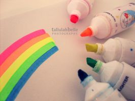 at the end of the rainbow... by tallulahbelle009