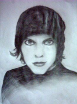 Ville Valo Number 2 by Kimmi-Lee