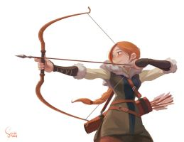 archer. by soonsang