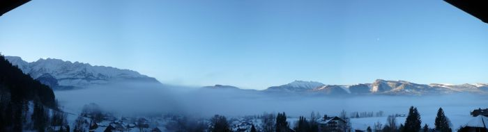 Panorama of Bad Mitterndorf, Austria by PanoAJam