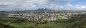 Rose Hill panorama VII by carrotmadman6