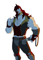 Lobo finished by MrGreenlight