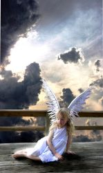 Little Angel by Kimberly-M