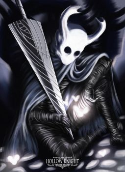 Hollow Knight by Zet92