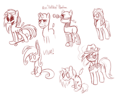 Stream Doodles 2/15/2013 by CyberToaster