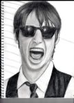 Mark Foster with Shades by nacho36