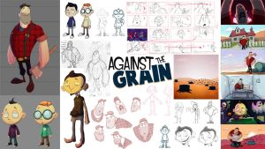 Against The Grain Early Works by BobbyBaxter