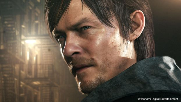 Norman Reedus in P.T. by AcerSense