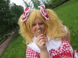 Candy Candy Cosplay 13 by LizCosplay1982
