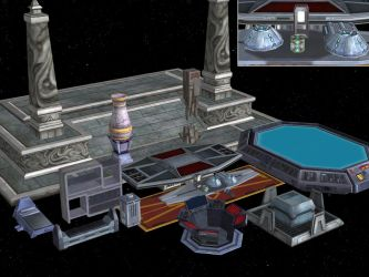 SWTOR Imperial Props Pack 2 for XNAlara by Torol