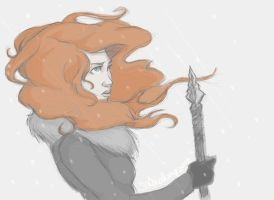 Ygritte by sawebee