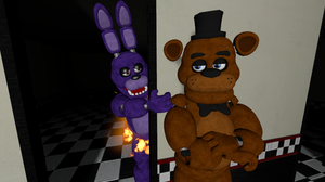 We have an issue Freddy by RichardtheDarkBoy29