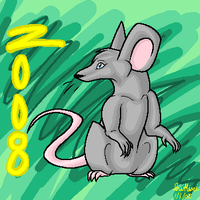 2008: Year of the Rat by InuMimi