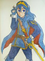 Lucina by Ncid