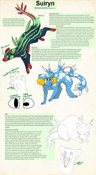 Suiryn Species Page by WhistlersCrest