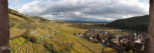 kaysersberg panoramique by Goethesphoto