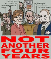 Not another four years by vest
