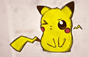 Pika? by Cocoru