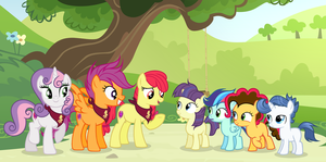 MLP FIH [Next Gen] Are you ready to get your CM ? by VelveagicSentryYT