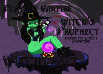 WC - The Witch's Prophecy by PlayboyVampire