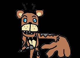 Withered Freddy by SkekMara