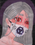 GT 16- Infected Eyes by mylittledeadbunny