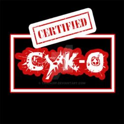 Cyk-O (Black) by thad415p