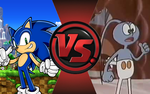 CFC|Game Sonic vs. Neuron by Vex2001