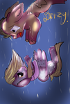 Falling To Her Death by imacrazynut321