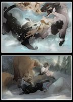 WoR: Winter hunts by skulldog