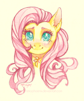 Summer Sky Eyes by nekophoenix