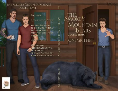 Cover art for The Smokey Mountain Bears Collection by catherine-dair