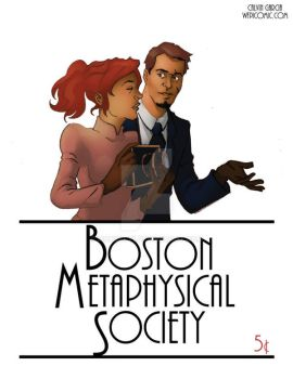 Fan Art for Boston Metaphysical Society by MCHolly1