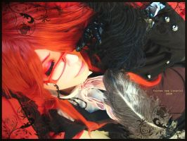 Time to sleep, Red Reaper by Prince-Lelouch