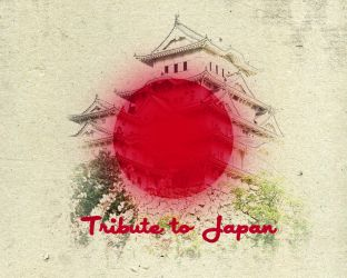 Tribute To Japan by Shane66