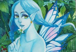 Faeries by TanJaw1994