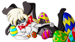 Happy Easter ! by Animewave-Neo
